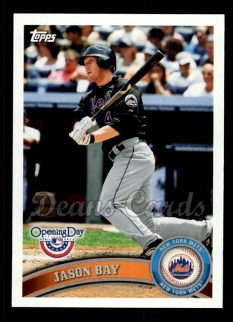2011 Topps Opening Day #61  Jason Bay