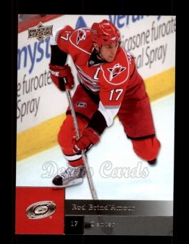 2009 Upper Deck #81  Rod Brind`Amour