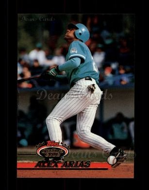 1993 Topps Stadium Club #741  Alex Arias