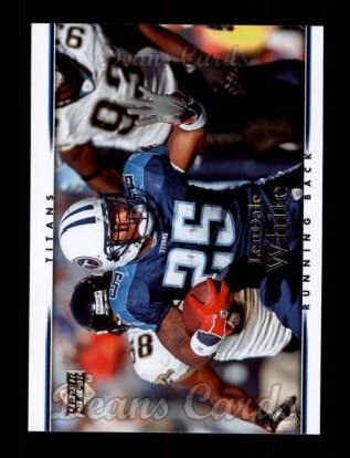 2007 Upper Deck #192  LenDale White