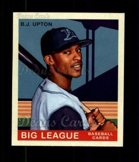 2007 Upper Deck Goudey Red Backs #12  B.J. Upton