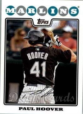 2008 Topps Updates #149  Paul Hoover