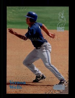 1998 Topps Stadium Club #381  Vernon Wells