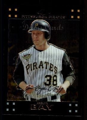 2007 Topps Chrome #166  Jason Bay