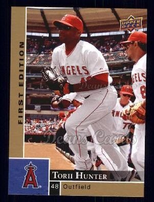 2009 Upper Deck First Edition #138  Torii Hunter