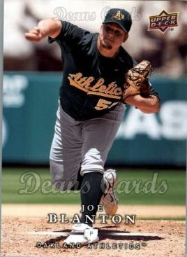 2008 Upper Deck First Edition #428  Joe Blanton