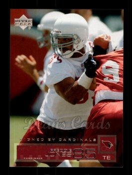 2002 Upper Deck #6  Freddie Jones