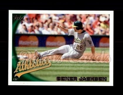 2010 Topps Update #42  Conor Jackson