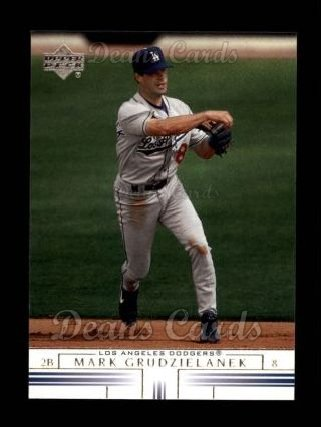 2002 Upper Deck #330  Mark Grudzielanek