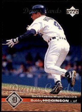 1997 Upper Deck #355  Bobby Higginson
