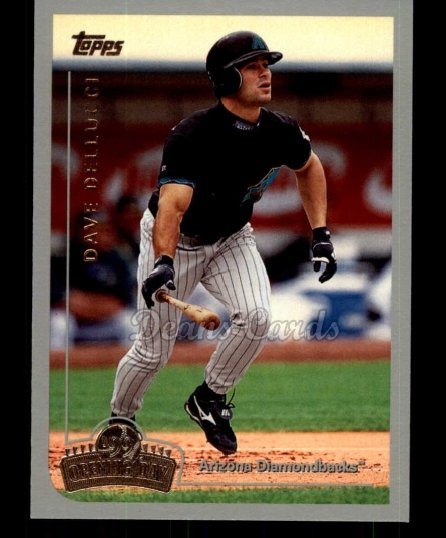 1999 Topps Opening Day #91  Dave Dellucci