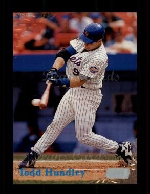 1998 Topps Stadium Club #8  Todd Hundley