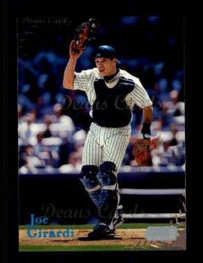1998 Topps Stadium Club #279  Joe Girardi
