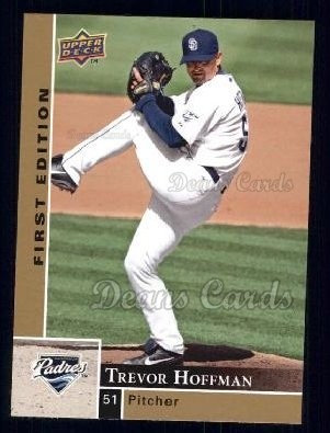 2009 Upper Deck First Edition #241  Trevor Hoffman
