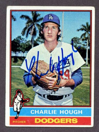 1976 Topps #174  Charlie Hough