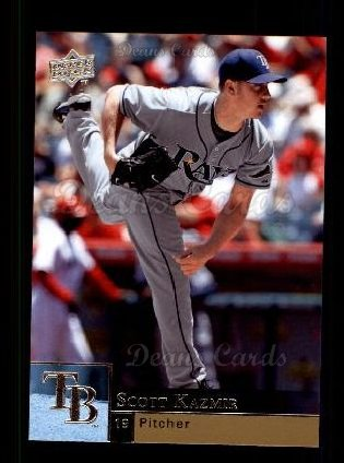 2009 Upper Deck #362  Scott Kazmir