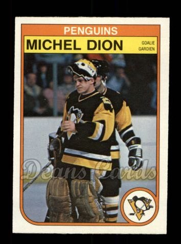 1982 O-Pee-Chee #267  Michel Dion