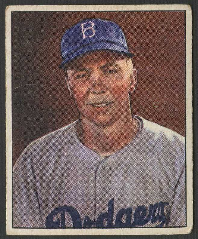 1950 Bowman     Baseball Near Complete Set