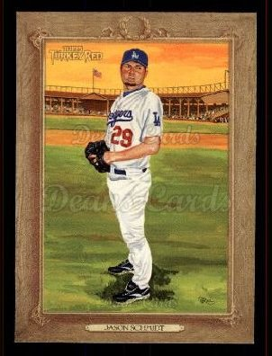 2007 Topps Turkey Red #137  Jason Schmidt