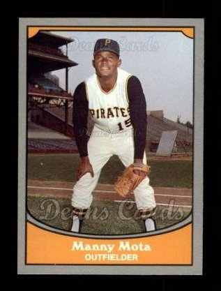 1990 Pacific Legends #41  Manny Mota