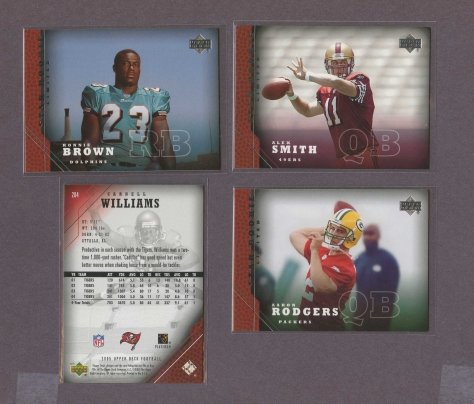 2005 Upper Deck     Football Complete Set