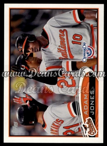 2012 Topps Opening Day #66  Adam Jones