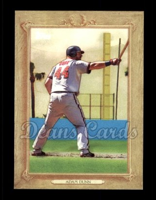 2010 Topps Turkey Red #52 TR Adam Dunn