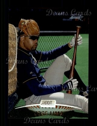 1999 Topps Stadium Club #11  Jose Lima