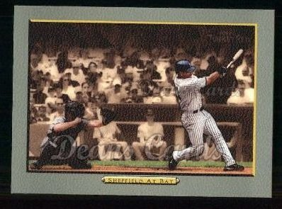 2005 Topps Turkey Red #44   -  Gary Sheffield At Bat