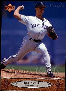 1996 Upper Deck #325  Bill Swift