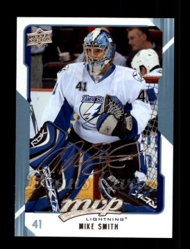 2008 Upper Deck MVP #264  Mike Smith
