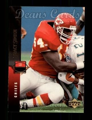 1994 Upper Deck #94  Tracy Simien