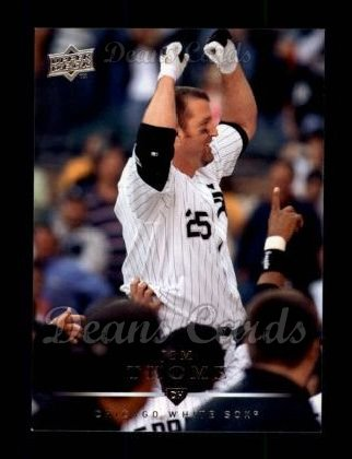 2008 Upper Deck #287  Jim Thome