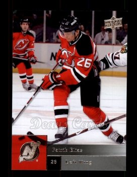 2009 Upper Deck #52  Patrik Elias
