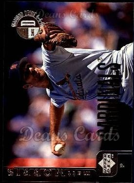 1998 Upper Deck #491  Matt Morris