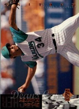 1994 Upper Deck #405  Bryan Harvey