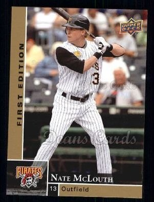 2009 Upper Deck First Edition #234  Nate McLouth