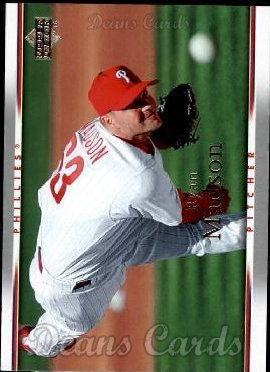 2007 Upper Deck #397  Ryan Madson