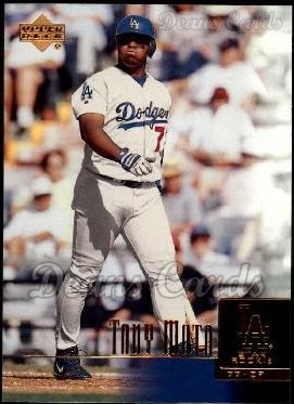 2001 Upper Deck #29  Tony Mota
