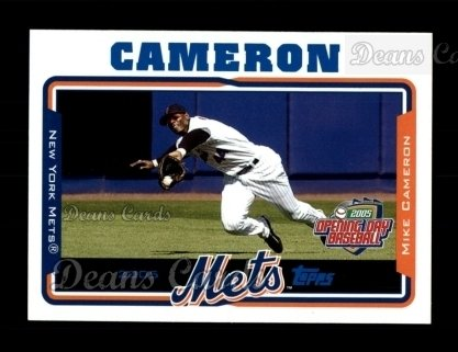2005 Topps Opening Day #6  Mike Cameron