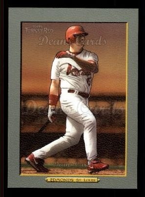 2006 Topps Turkey Red #391  Jermaine Dye