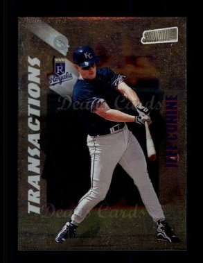 1998 Topps Stadium Club #400  Jeff Conine