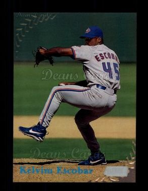 1998 Topps Stadium Club #140  Kelvim Escobar