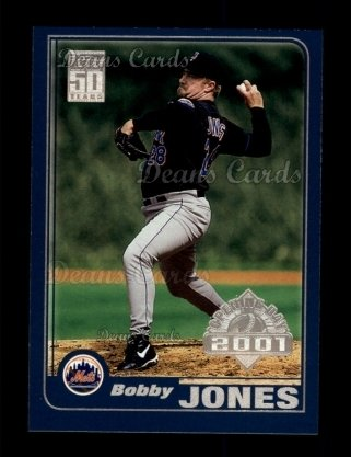 2001 Topps Opening Day #22  Bobby Jones