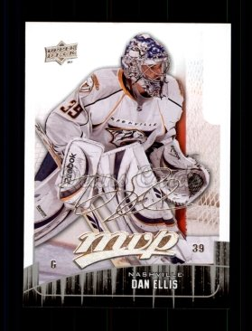 2009 Upper Deck MVP #138  Dan Ellis