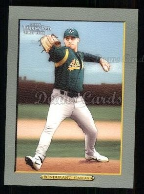 2005 Topps Turkey Red #299  Steven Bondurant