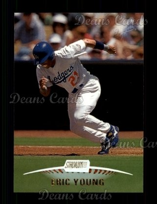 1999 Topps Stadium Club #69  Eric Young