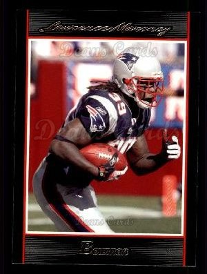 2007 Bowman #42  Laurence Maroney