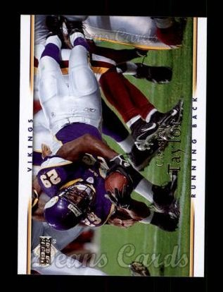 2007 Upper Deck #104  Chester Taylor