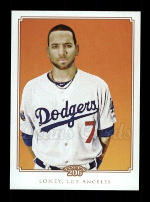 2010 Topps 206 #265  James Loney
